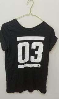 Adidas 短袖運動T恤