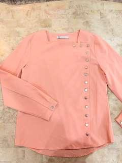 Fashionvalet Basics Orange Top