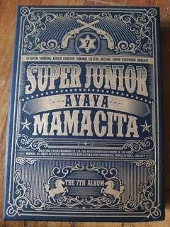 🚚 Super Junior Mamacita Album (Leeteuk)