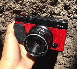 FUJIFILM XE 1  kit  7ARTISANS 25mm f/1.8
