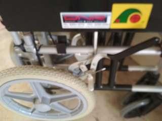 🚚 DNR Sanction Compact Lightweight Wheelchair