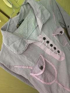 blouse misty girl