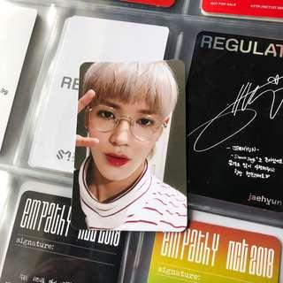 [WTS] NCT 127 Taeyong Regulate official pc
