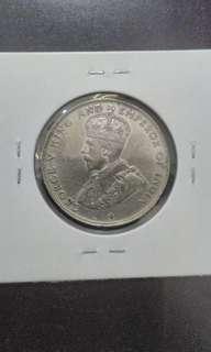 Strait settlement coin