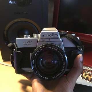 🚚 Minolta Srt Super Film Camera