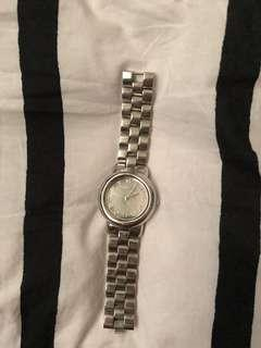 MARC JACOB WATCH WITH STAINLESS STEEL CHAIN