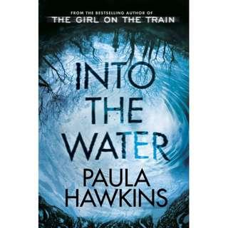 🚚 Into The Water by Paula Hawkins
