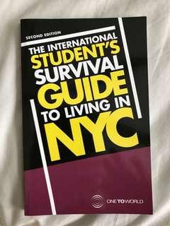 The International Student's Survival Guide to Living in NYC by ONE To World