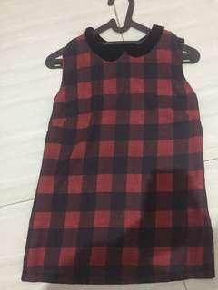 BAJU COLORBOX SLEEVELESS
