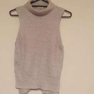 Knitwear Sleeveless Jumper