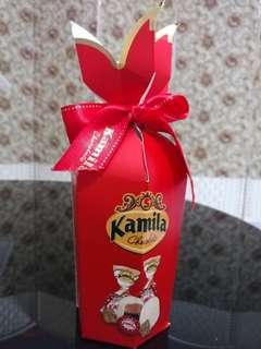 [Clearance/ Sales] Kamila Chocolate/ Snack/ Food/ Kids/ Children Gift/ Present