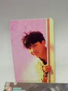 BTS Jhope LY Photocard Official