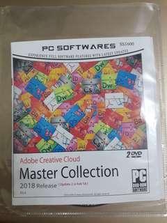 Adobe Creative Master Collection