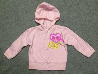 Pink Jacket for Baby
