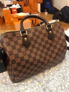 [FINAL 1500$]Louis Vuitton Speedy 30 Damier