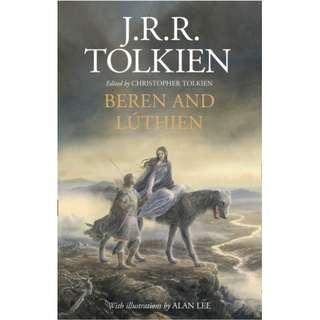 🚚 Beren and Luthien by J.R.R. Tolkien