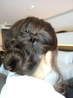 Hairdo for Your Special Event