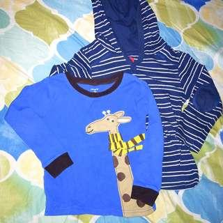 Boys Sweater Bundle (2pcs)