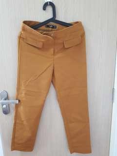 Brown Pants mango