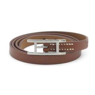 HERMES Hapi 3 MM Leather Bracelet