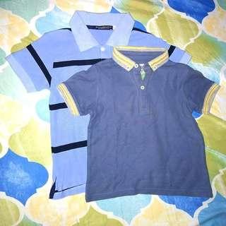 Boys Poloshirt Bundle (2pcs)