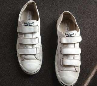 Converse Jack Purcell Velcro