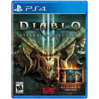 PS4 Diablo 3 Eternal Collection Rall