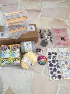 🚚 FREE stationery and craft supplies (MOVING OUT SALE)