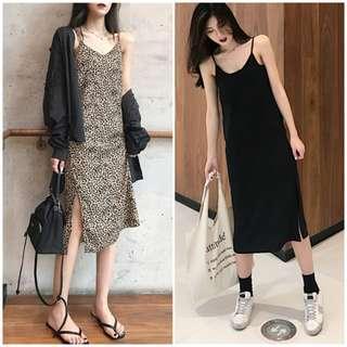 Women Chiffon Sleeveless Dress