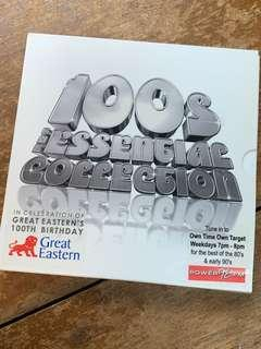 100s essential collection 5 cds