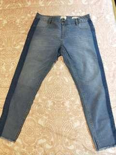 CO Jeans with Slit