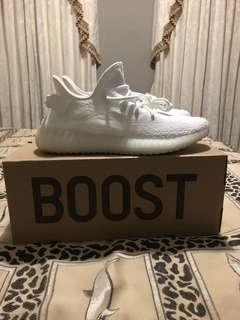 Adidas Yeezy 350v2 Cream 9US