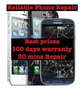 Mobile Phone Repair, LCD screen Repair, iPhone Repair