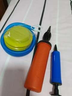 🚚 Balloon Air pump set