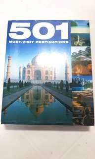 Book - 501 Must Visit Destinations