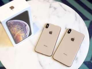 BUY BACK BRAND NEW SET IPHONE XR IPHONE XS MAX IPHONE XS