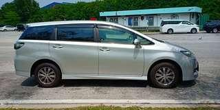Toyota Wish 1.8 X package