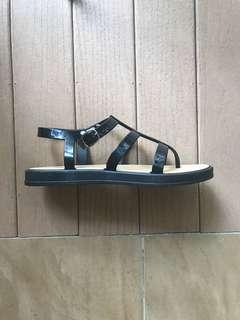 🚚 Never used before strappy Greek sandals