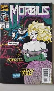 Morbius The Living Vampire Vol 1 13