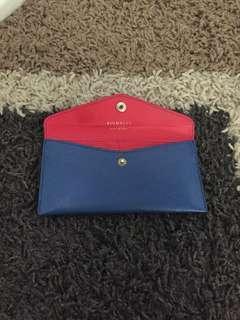 Guaranteed Authentic Piumelli long flat wallet