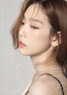 [PREORDER] 's ... one TAEYEON SNSD CONCERT OFFICIAL GOODS MERCHANDISE