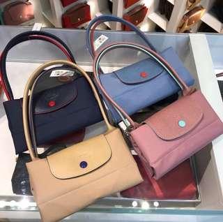 942fab51cb 100% Authentic Longchamp Le pliage Club