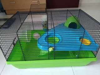 Hamster Cage (Full Set)