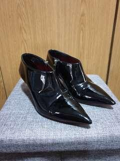 Zara low ankle boots