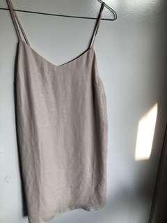 Pale dressed