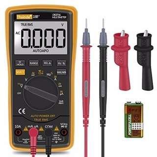 (J4) Thsinde Digital Multimeter