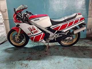 Yamaha Rzv500