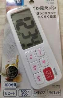 100%new Tanita timer 計時器