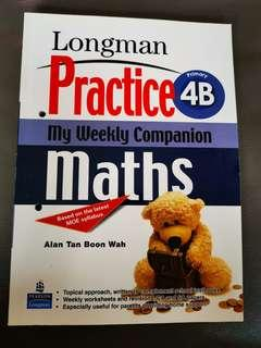 Longman practice Maths