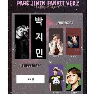 BTS Jimin Fankit